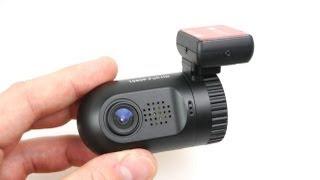 HD 1080P Mini 360° WiFi Hidden Car DVR Dash-Cam review