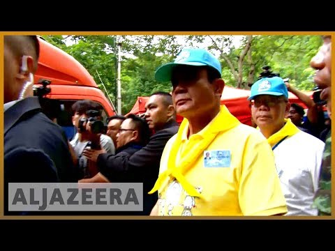🇹🇭 Thailand cave rescue: PM visits site as search continues | Al Jazeera English