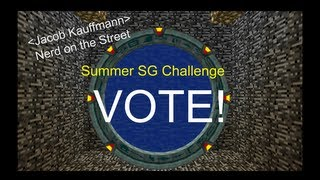 Vote Now! - Summer SG Challenge