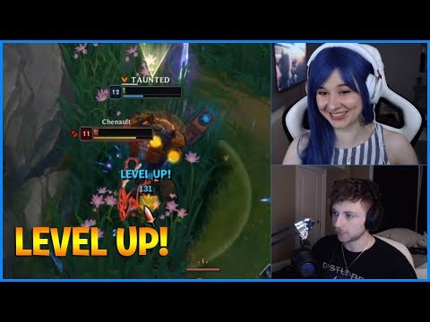 Here's How Perfect LEVEL UP Looks Like in League of Legends...LoL Daily Moments Ep 918