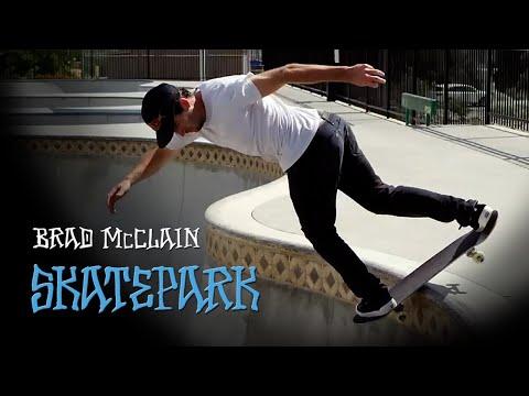 BRAD MCCLAIN - SPF SKATEPARK FORMULA