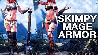 Skimpier Mage Armor Showcase