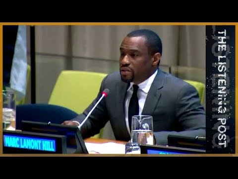 🇮🇱 🇵🇸 Marc Lamont Hill and the limits on Israel-Palestine debate | The Listening Post (Full|)