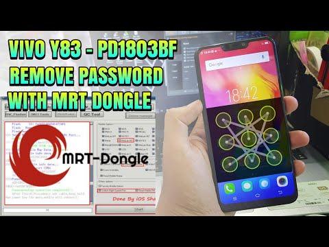 مشاهدة وتحميل فيديو Vivo Y83 PD1803BF With MRT Dongle Remove