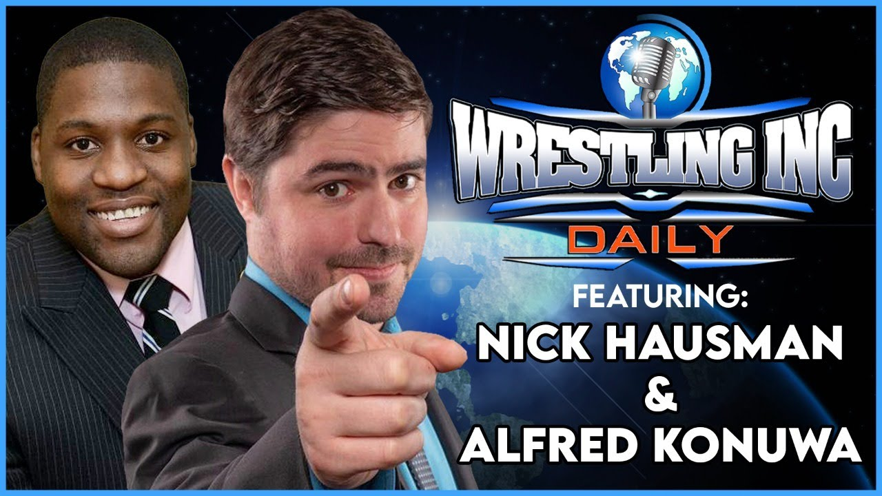 WInc Daily: ROH Releases Roster, Multiple New WWE NXT Champs (Feat. Michael Kingston)