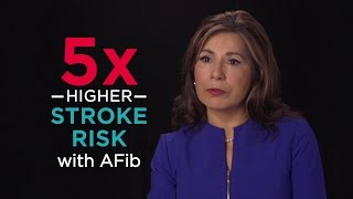 Marcie is one of more than 27 million Americans living with atrial