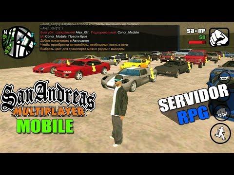 Servidor RPG para SAMP de ANDROID!! - ChanceRP - смотреть онлайн на