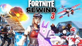 The Fortnite Rewind 3