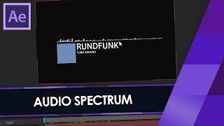 Tutorial After Effects: AUDIO SPECTRUM