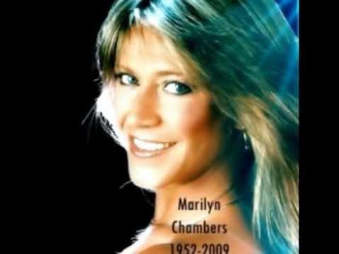 Marilyn chambers facial