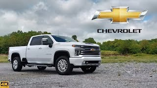 2020 Chevy Silverado 2500 HD: FULL REVIEW | Does High Country = PEAK of Luxury??