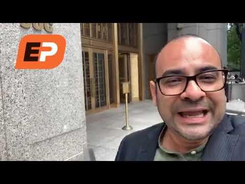 Así se ha desarrollado el juicio contra Tony Hernández por la mañana del quinto día