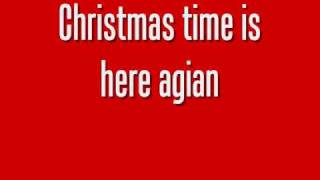 Christmas Time (Is Here Agian) - The Beatles - With Lyrics