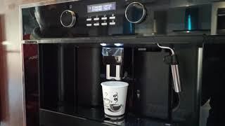 cara menggunakan Teka Coffee Machine clc 855