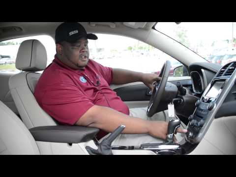 2015 Chevy Malibu Overview