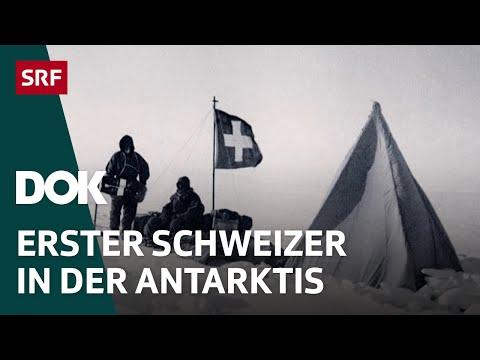 Verschollen in der Antarktis - Der Schweizer Entdecker Xavier Mertz | SRF Dok