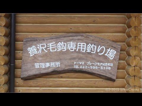 "[HD]Fly fishing. Yozawa Tokyo Japan. ""Flyfisher's eyes. No.30"""