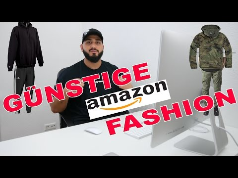 GÜNSTIGE AMAZON FASHION !! OUTFIT UNTER 100€