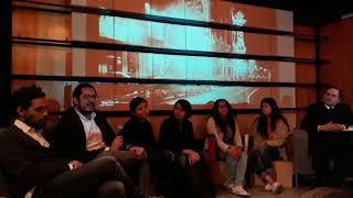 """Presentación """"Epidemias Visuales. El neobarroco de Las Vegas en la Ciudad de México"""" Peter"""