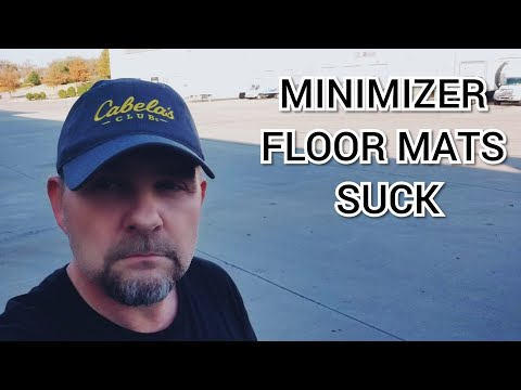 MINIMIZER FLOOR MAT REVIEW