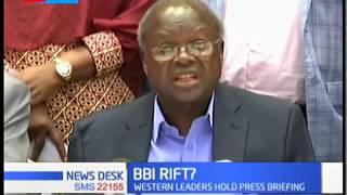 BBI RIFT: Western leaders oppose upcoming BBI conference saying they were not involved