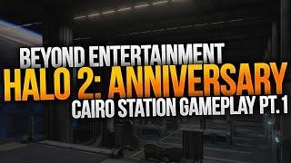 Halo 2: Stazione Il Cairo - Parte 1