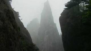 preview picture of video '「黄山」 Huangshan (世界自然遺産・中国・安徽省)'