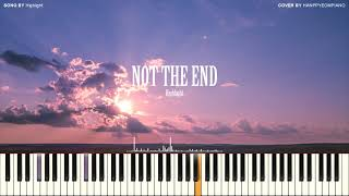 Highlight(하이라이트) - NOT THE END(불어온다) PIANO COVER