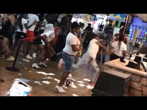 Memphis teenagers destroy Putt Putt Golf