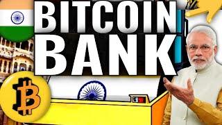 Ist Bitcoin Bank in Indien