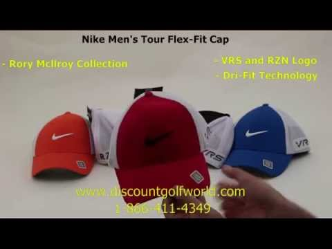 Nike Men's Tour Flex-Fit Golf Cap 638291