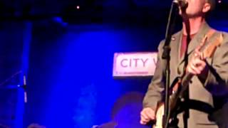 """There She Goes Again"" Marshall Crenshaw at City Winery April 29, 2011"