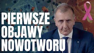 Hubert Czerniak TV – Wczesne objawy NOWOTWORU / Jakie objawy muszą niepokoić? / Na co zwrócić uwagę?