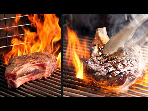 How to Grill the Perfect Steak | Weber Genesis II Gas Grill