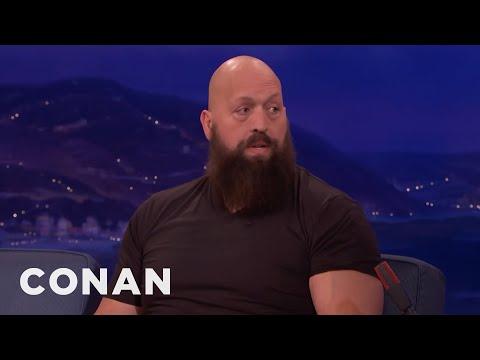 "The Big Show: Dwayne ""The Rock"" Johnson Loves Karaoke  - CONAN on TBS"
