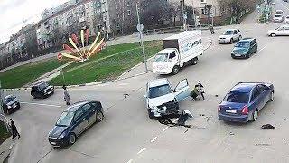 ДТП в Серпухове. Ребёнок не пострадал... 27 апреля 2018г.