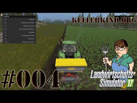 Landwirtschafts-Simulator 17 #004 - Auftragsarbeit ★ EmKa plays Farming Simulator 17 [HD|60FPS]