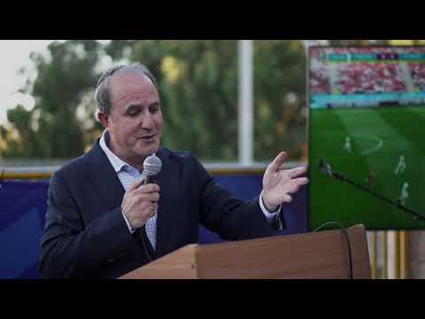 EURO 2020 - Festival of football in Ashdod, 15 June 2021