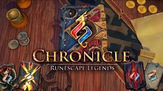 Chronicle: RuneScape Legends - Обзор, первое впечатление о карточно - настольной игре