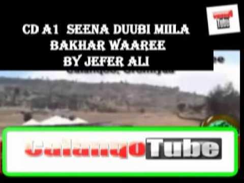 Download CD A1  Seena Duubi Miila Bakhar Waaree Full  By Jefer Ali HD Mp4 3GP Video and MP3