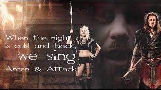 Musik-Video-Miniaturansicht zu Amen & Attack Songtext von Feuerschwanz