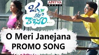 O Meri Janejana Promo Video Song || Oka Laila Kosam Telugu Movie || Naga Chaitanya, Pooja Hegde