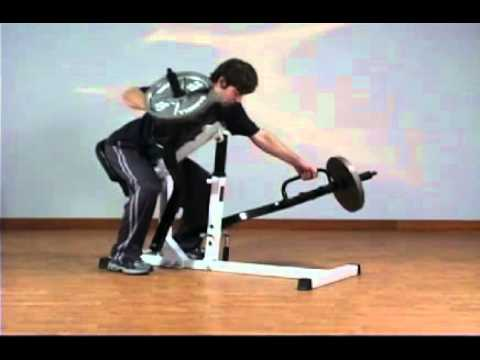 Lever Triceps Extension (no seat, plate loaded)