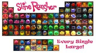 Slime Rancher (all the Largos!) - Roewolf