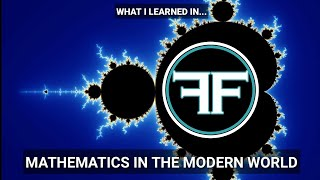 What I learned in... Mathematics in the Modern World   Video Project