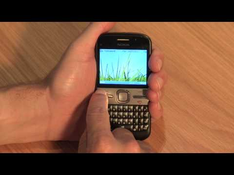 Getting started with your Nokia E5