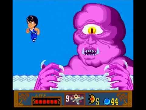 Jackie Chan's Action Kung Fu - Boss Theme (Sega Genesis Remix)