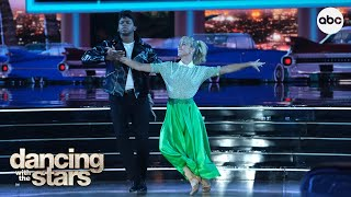 Jimmie Allen's Foxtrot – Dancing with the Stars