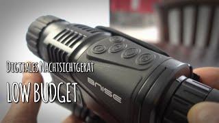 Low Budget Projekt: Digitales Nachtsichtgerät für die Jagd - Let's Shoot #163