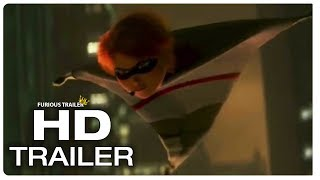 INCREDIBLES 2 Jack Jack vs Raccoon Fight Scene Trailer (NEW 2018) Superhero Movie HD